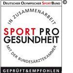 Logo-Sport pro Gesundheit